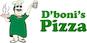 D'Boni's Pizza logo