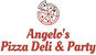 Angelo's Pizza Deli & Party logo