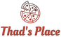 Thad's Place logo