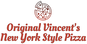 Original Vincent's New York Style Pizza  logo