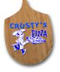 Crusty's Pizza logo