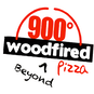 900 Degrees Woodfired Pizza logo