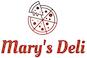Mary's Deli logo
