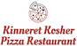 Kinneret Kosher Pizza Restaurant logo
