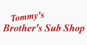 Tommy's Brother's Sub Shop