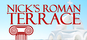 Nicks Roman Terrace logo