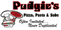 Pudgie's Pizza Pasta & Subs logo