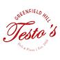 Testo's Greenfield Hill Deli & Pizza logo