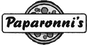 Paparonni's Pizza logo