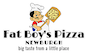Fat Boy's Pizza  logo