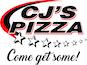 CJ's Pizza logo