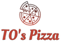 TO's Pizza logo