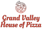 Grand Valley House of Pizza logo