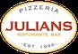 Julian's Pizza Kitchen & Bar logo