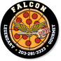 Falcon Pizza logo