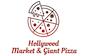 Hollywood Market & Giant Pizza logo