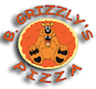 B Grizzly's Pizza logo