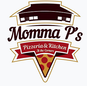 Momma P's Pizzeria logo