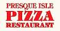 Presque Isle Pizza Restaurant logo