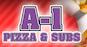 A-1 Pizza & Subs logo