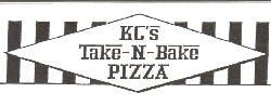 KC's Take & Bake Pizza