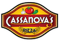 Cassanova's Pizza logo