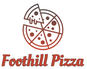 Foothill Pizza logo