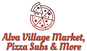 Alva Village Market, Pizza Subs & More logo