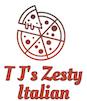 T J's Zesty Italian logo