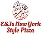 E&Js New York Style Pizza logo