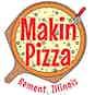 Makin' Pizza logo