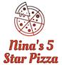 Nina's 5 Star Pizza logo
