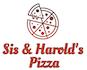 Sis & Harold's Pizza logo