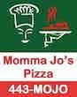 Momma Jo's Pizza logo