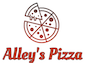 Alley's Pizza logo