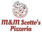 M&M Scotto's Pizzeria logo