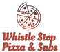 Whistle Stop Pizza & Subs logo