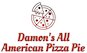 Damon's All American Pizza Pie logo