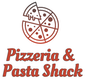 Pizzeria & Pasta Shack logo