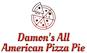Damon's All American Pizza Pie logo