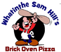 Whatinthe Sam Hill's Brick Oven Pizza logo