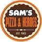 Sam's Pizza & Heroes logo