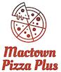 Mactown Pizza Plus logo