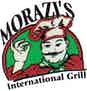 Morazi's Pizza logo