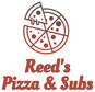 Reed's Pizza & Subs logo