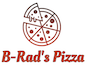 B-Rad's Pizza logo