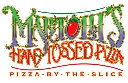 Martolli's Hand Tossed Pizza South