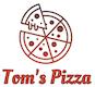 Tom's Pizza logo