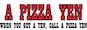A Pizza Yen logo