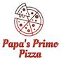 Papa's Primo Pizza logo